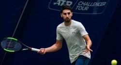 Milli tenisçi İsviçre'de yarı finalde