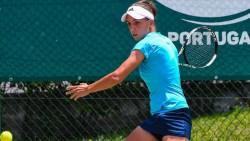 Milli tenisçi Pemra Özgen ikincilikle yetindi