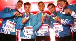 Millilerden 7 madalya