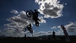 Motokrosta Dünya Şampiyonası heyecanı