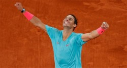 Nadal rekora doymuyor