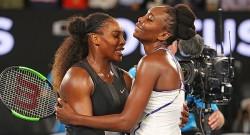 Serena Williams ablasına takıldı