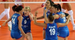 Sırbistan'dan ikinci galibiyet