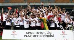 Süper Lig'in son bileti Gazişehir Gaziantep'in