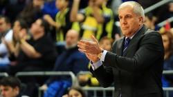 THY Avrupa Ligi'nin en iyi antrenörü Obradovic