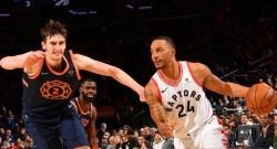Toronto Raptors doludizgin