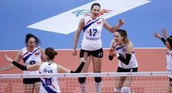 Türk Hava Yolları, 8'li final turuna çıktı