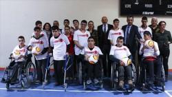 Türkiye'nin ilk Serebral Palsi futbol takımı kuruldu