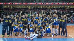 Voleybolda İtalya Avrupa üçüncüsü
