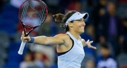 WTA Finalleri'ne katılacak son isim Garcia