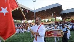 660. Tarihi Kırkpınar Yağlı Güreşleri'nin resmi açılışı yapıldı