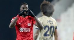 Yatabare, ligdeki 6 maçlık suskunluğunu bozdu
