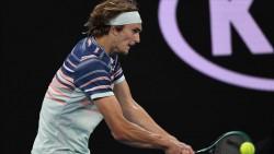 Zverev ve Muguruza, Avustralya Açık'ta ilk kez yarı finalde