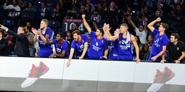 Valencia Basket - Anadolu Efes Maçı Canlı İzle! saat kaçta hangi kanalda?