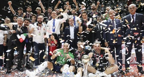 Şampiyonlar Kupası Halkbank'ın! Özeti İzle