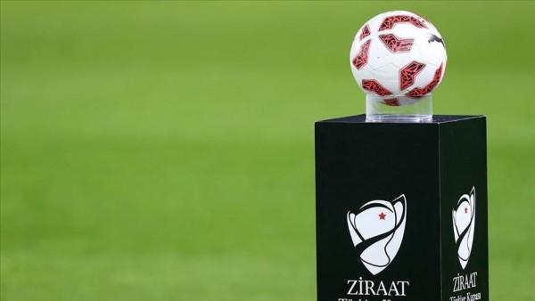 Ziraat Türkiye Kupası'nda yarı final rövanş maç programı belli oldu
